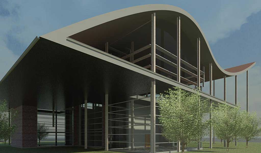 James s macklem portfolio - Revit exterior rendering settings ...