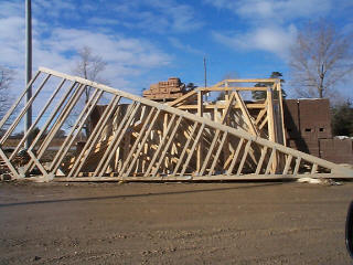 Module 04 roof framing bldg4001 for Pre manufactured trusses